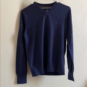 Tommy Hilfiger cashmere V-neck sweater